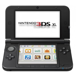 Nintendo 3DS XL comming