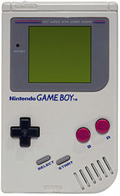 Gameboy game console